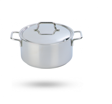 Demeyere Apollo casserole with lid