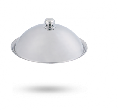 Demeyere high dome wok lid