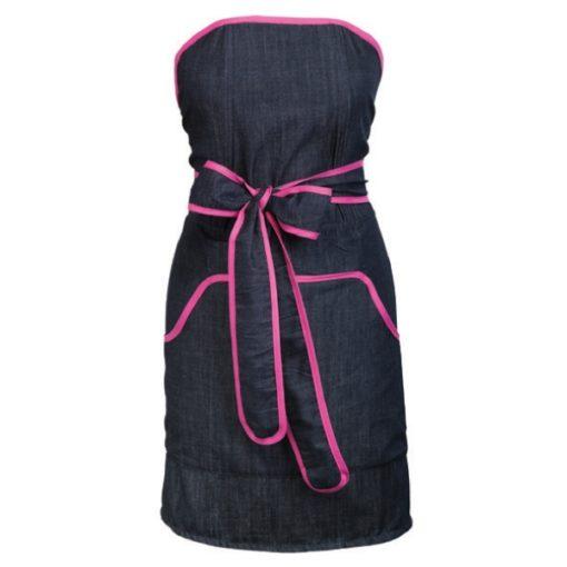 denim pink cookwear