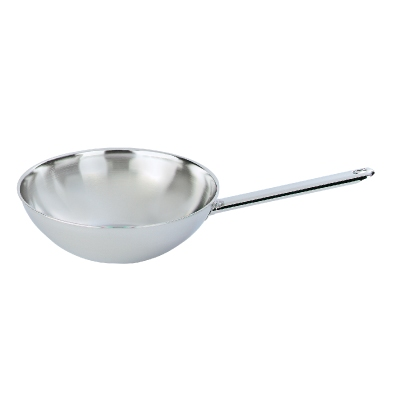 Demeyere flat bottom wok