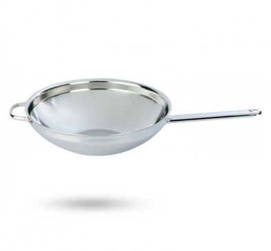 Demeyere flat bottom 36cm wok