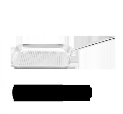 Demeyere Controlinduc grill pan