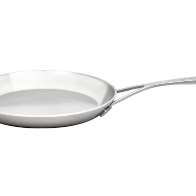 Demeyere Industry 26cm Stainless steel pancake pan