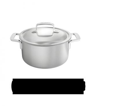 Demeyere Intense Casserole with lid